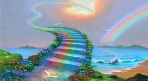 Crossing the Rainbow Bridge