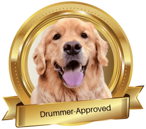 Drummer-Approved Seal